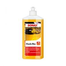 SONAX ŠAMPON I VOSAK, 500 ml