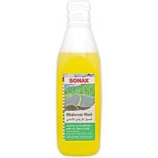 SONAX TEČNOST ZA VETROBRAN, LIMUN, 250 ml, koncentrat