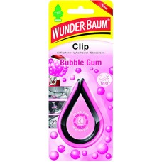 WUNDER BAUM CLIP, BUBBLE GUM